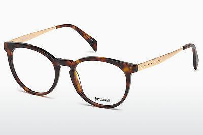 Lunettes design Just Cavalli JC0793 055 - Multicolores, Brunes, Havanna