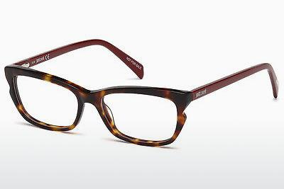 Lunettes design Just Cavalli JC0797 054 - Havanna, Red