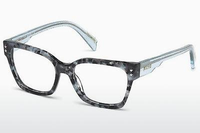 Lunettes design Just Cavalli JC0800 055 - Multicolores, Brunes, Havanna
