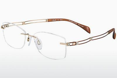Lunettes design LineArt XL2069 GP2 - Or