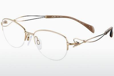 Lunettes design LineArt XL2078 GP - Or
