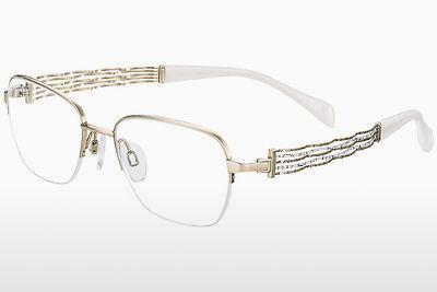 Lunettes design LineArt XL2084 WG - Or