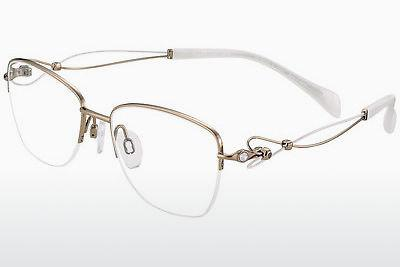 Lunettes design LineArt XL2097 WG - Or