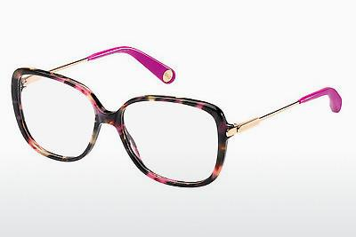 Designerbrillen Marc Jacobs MJ 494 CDC - Havanna, Gold, Rosa, Transparent