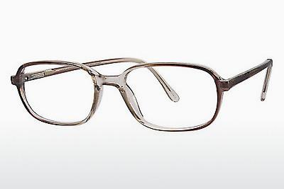Lunettes design MarchonNYC BLUE RIBBON 28 216 - Brunes