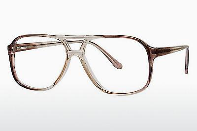 Lunettes design MarchonNYC BLUE RIBBON 32 216 - Brunes