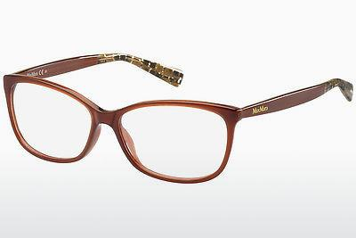Lunettes design Max Mara MM 1230 BVE - Blanches, Leopard