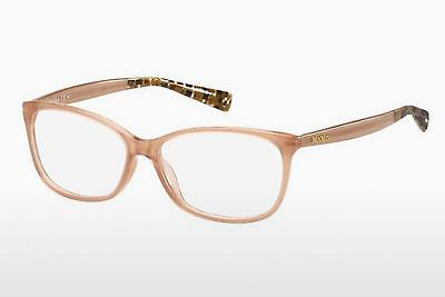 Lunettes design Max Mara MM 1230 BY0 - Brunes, Leopard