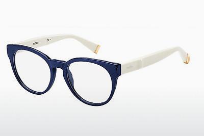 Lunettes design Max Mara MM 1248 UIZ - Bleues, Blanches
