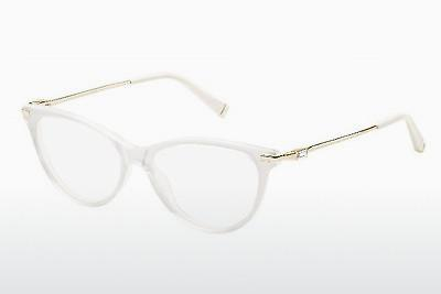 Lunettes design Max Mara MM 1250 UJF - Blanches, Or