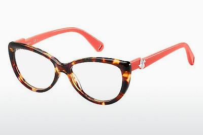 Lunettes design Max & Co. MAX&CO.302 TXD - Rouges, Brunes, Havanna