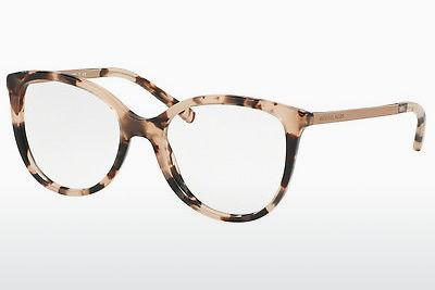 Lunettes design Michael Kors ANTHEIA (MK4034 3205) - Rose, Brunes, Havanna