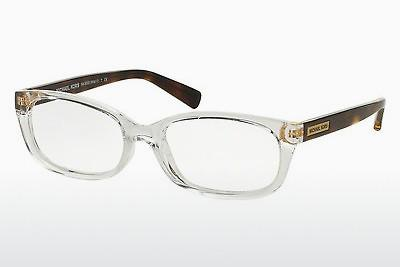 Lunettes design Michael Kors MITZI V (MK8020 3050) - Blanches, Clear