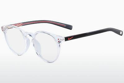 Lunettes design Nike NIKE 3KD 100 - Blanches