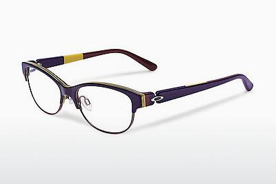 Lunettes design Oakley THROWBACK (OX1108 110801) - Pourpre