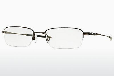 Occhiali design Oakley SPOKE 0.5 (OX3144 314402) - Argentato, Pewter