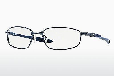 Lunettes design Oakley BLENDER 6B (OX3162 316205) - Bleues, Midnight