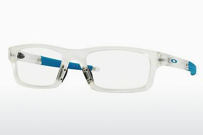 Lunettes design Oakley CROSSLINK PITCH (OX8037 803711) - Blanches, Frost
