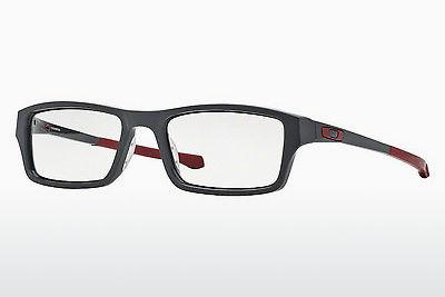 Occhiali design Oakley CHAMFER (OX8039 803903) - Nero, Pavement