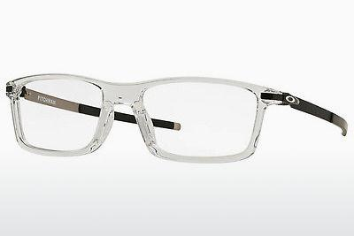 Lunettes design Oakley PITCHMAN (OX8050 805002) - Blanches, Clear