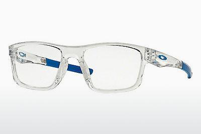 Occhiali design Oakley HYPERLINK (OX8078 807806) - Bianco, Clear