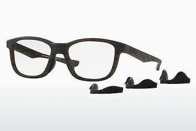 Occhiali design Oakley CROSS STEP (OX8106 810603) - Marrone