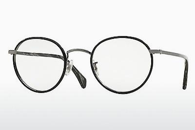 Designerbrillen Paul Smith KENNINGTON (PM4073J 5041) - Schwarz, Silber, Grau