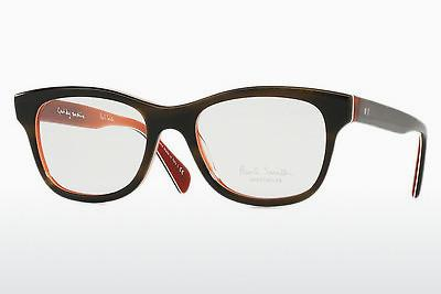 Lunettes design Paul Smith LINZZI (PM8198 1365) - Vertes, Brunes, Havanna
