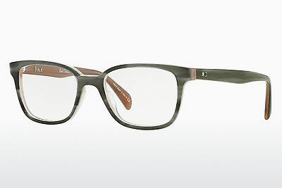 Designerbrillen Paul Smith LOGGAN (PM8222U 1444) - Grün, Transparent, Weiß