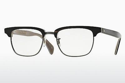 Designerbrillen Paul Smith WELLAND (PM8242 1446) - Schwarz, Braun, Havanna, Grau, Silber