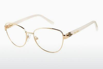 Lunettes design Pierre Cardin P.C. 8830 NWI - Or, Blanches