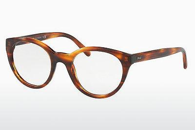 Lunettes design Polo PH2174 5007 - Brunes, Havanna