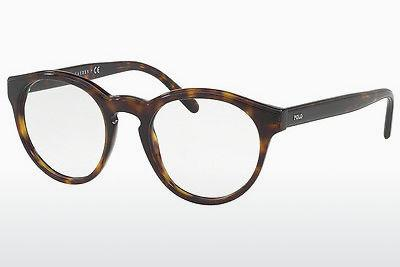 Lunettes design Polo PH2175 5003 - Brunes, Havanna