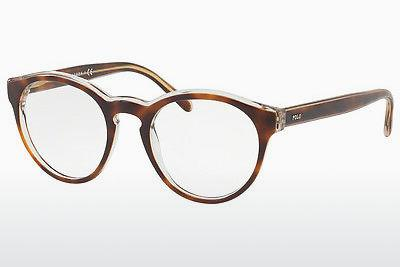 Lunettes design Polo PH2175 5640 - Brunes, Havanna
