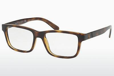 Lunettes design Polo PH2176 5003 - Brunes, Havanna