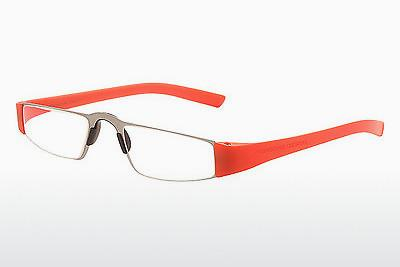 Designerbrillen Porsche Design P8801 O D1.00 - Orange, Transparent