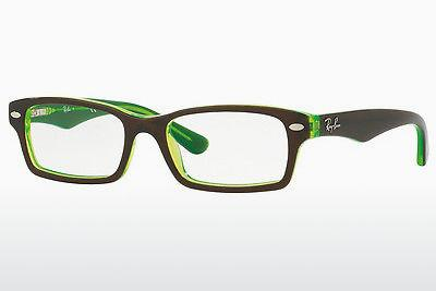 Occhiali design Ray-Ban Junior RY1530 3665 - Marrone, Verde