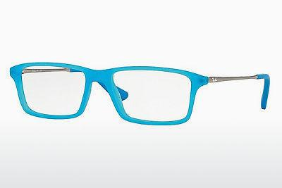 Designerbrillen Ray-Ban Junior RY1541 3618 - Blau, Transparent