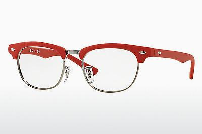 Lunettes design Ray-Ban Junior RY1548 3651 - Rouges