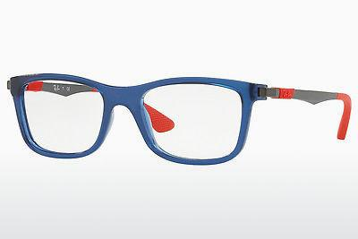 Designerbrillen Ray-Ban Junior RY1549 3734 - Transparent, Blau