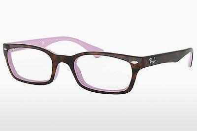 Occhiali design Ray-Ban RX5150 5240 - Purpuriniai, Marrone, Avana