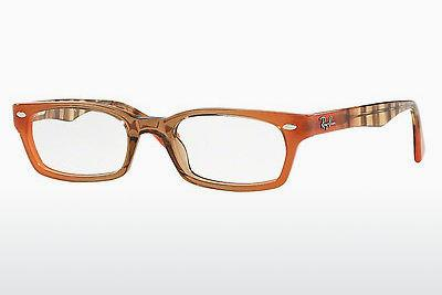 Designerbrillen Ray-Ban RX5150 5487 - Braun, Orange