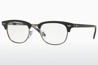 Lunettes design Ray-Ban CLUBMASTER (RX5154 5649) - Noires