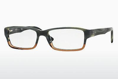 Lunettes design Ray-Ban RX5169 5543 - Bleues