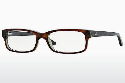 Occhiali design Ray-Ban RX5187 2445 - Marrone, Avana