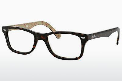 Occhiali design Ray-Ban RX5228 5057 - Marrone, Avana