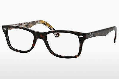 Occhiali design Ray-Ban RX5228 5409 - Marrone, Avana
