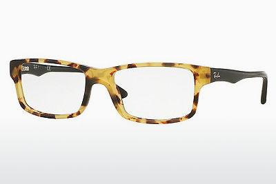 Occhiali design Ray-Ban RX5245 5608 - Giallo, Marrone, Avana