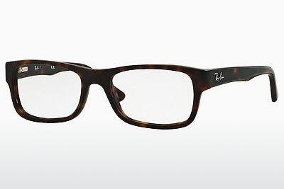 Occhiali design Ray-Ban RX5268 5211 - Marrone, Avana
