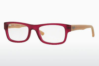 Lunettes design Ray-Ban RX5268 5553 - Rose